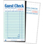 Royal Paper Guest Check Book RPPGC6000-2