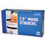 Royal Paper Royal Paper Wood Stir Sticks RPPR825CT