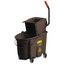 Rubbermaid Commercial WaveBrake® Bucket/Wringer Combinations RCP7580-88BRO