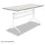 Safco Safco® Impromptu® Series Mobile Training Table Top SAF2067GR