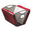 Safco Safco® Onyx™ Mesh Desktop Tub File SAF2162BL