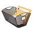 Safco Safco® Onyx™ Mesh Desktop Tub File SAF2163BL