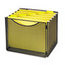 Safco Safco® Onyx™ Desktop Box Files SAF2170BL
