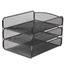 Safco Safco® Onyx™ Desk Tray SAF3271BL