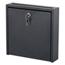 Safco Safco® Interoffice Mailbox SAF4258BL