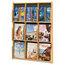Safco Safco® Expose Adjustable Magazine/Pamphlet Literature Display SAF5702MO