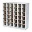 Safco Safco® Wood Mail Sorters SAF7766GR