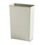 Safco Safco® Square and Rectangular Fire-Safe Wastebaskets SAF9618SA