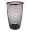 Safco Safco® Onyx™ Round Mesh Wastebaskets SAF9718BL