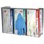 San Jamar Clear Plexiglas® Disposable Glove Dispenser, Three-Box SANG0805