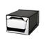 San Jamar Countertop Napkin Dispenser SANH3001BKC