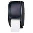 San Jamar Duett Standard Toilet Tissue Dispenser SANR3500TBK