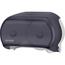 San Jamar VersaTwin® Standard Toilet Tissue Dispenser SANR3600TBK