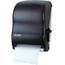 San Jamar Lever Roll Towel Dispenser SANT1100TBK