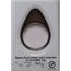 Scensible Source Locking Dispenser White SCSLD