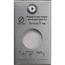 Scensible Source Locking Dispenser Stainless Steel SCSLDSS
