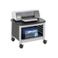 Safco Scoot™ Mobile Under Desk Printer Stand SFC1855BL