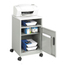 Safco Steel Machine Stand with Open Storage Compartment SFC1871GR