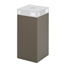Safco Public Square® Recycling Containers SFC2982BR