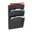 Safco Steel Wall Pocket SFC3172BL