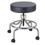 Safco Screw Lift Stool with Low Base SFC3432BL