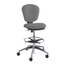 Safco Metro™ Extended Height Chair SFC3442GR