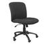Safco Uber™ Big and Tall Mid Back Chair SFC3491BL