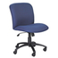 Safco Uber™ Big and Tall Mid Back Chair SFC3491BU