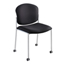 Safco Diaz™ Guest Chair - Black SFC4194BL