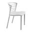 Safco Entourage™ Stack Chair - Grey SFC4359GR