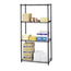 Safco Safco® Commercial Wire Shelving SFC5276BL
