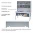 Safco E-Z Sort® Riser SFC7752GR