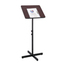 Safco Speaker Stand with Height and Tilt Adjustability SFC8921MH
