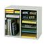 Safco Wood Adjustable Organizer SFC9420GR