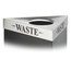 Safco Trifecta™ Waste Receptacle Lid SFC9560WA