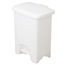 Safco Plastic Step-On Receptacle SFC9710WH