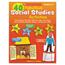 Scholastic Scholastic 40 Fabulous Social Studies Activities SHSSC531505