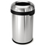 Simplehuman 80L (20 Gallon) Bullet Open Can Waste Receptacle SIMCW1469