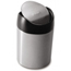 Simplehuman 1.5L Countertop Can Waste Receptacle SIMCW1637CB