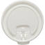 Solo Solo Lift Back & Lock Tab Cup Lids For Trophy® Foam Hot/Cold Cups SLODLX12R