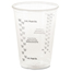 Solo SOLO® Cup Company Clear Graduated Medical Cups SLOT10GMJM319