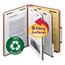Smead Smead® 100% Recycled Pressboard Classification Folders SMD14024