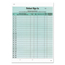 Tabbies Tabbies® Patient Sign-In Label Forms TAB14532