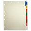 Tabbies Tabbies® Medical Chart Divider Sets TAB54505