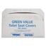 GEN GEN Half-Fold Toilet Seat Covers TEHGVTSC5000
