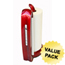 iTouchless Towel-Matic® II Sensor Paper Towel Dispenser - Candy Apple Red ITOTM002KCS