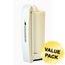 iTouchless Towel-Matic® II Sensor Paper Towel Dispenser - Pearl White ITOTM002WCS