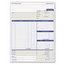 Tops TOPS® Job Invoice, Snap-Off® Triplicate Form TOP3866