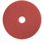 Treleoni 40 Red Polishing/Cleaning Pad - Conventional 17