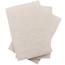 Treleoni 49B White Light Duty (Fine) Scouring Pad TRL0160101